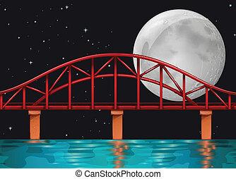 ένα , γέφυρα