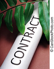 ένα , συμβόλαιο , για , πράσινο , και , ανεκτός , επιχείρηση