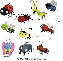 έντομο , μικροβιοφορέας , θέτω