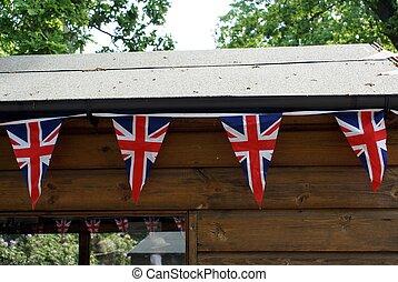 ένωση , χοντρό μάλλινο ύφασμα , σημαίες , ανυψωντήραs