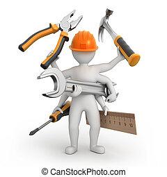 έξοχος , παγκόσμιος , repairman