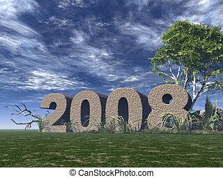 έτος , 2008