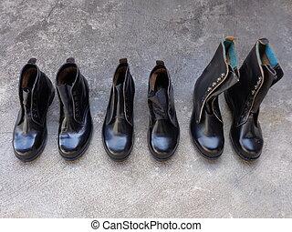 ήλιοs , ξήρανση , ασφάλεια , παπούτσια