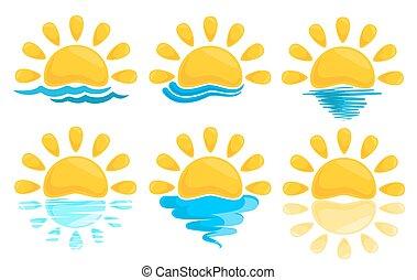 ήλιοs , sea., ο ενσαρκώμενος λόγος του θεού