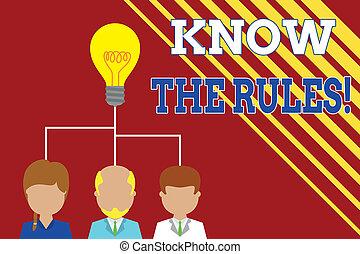 ή , γνωρίζω , γράψιμο , μοιρασιά , ιδέα , εκδήλωση , icon., φωτογραφία , διακυβέρνηση , σύνολο , startup , meeting., άνθρωπος , σαφείς , ζεύγος ζώων , ρύθμιση , showcasing, επιχείρηση , σημείωση , αρχές , θέτω , τρία , άγω , rules., στέλεχος