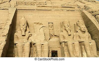 αίγυπτος , simbel , abu