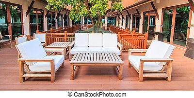 αίθουσα αναμονής , καναπέs , ξενοδοχείο , περιοχή