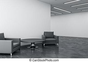 αίθουσα αναμονής , σύγχρονος
