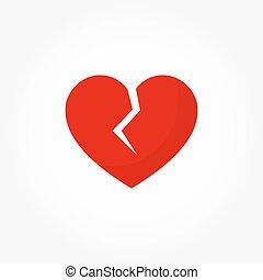 αγάπη αθετώ , κόκκινο , εικόνα