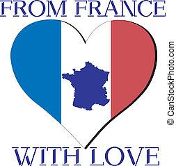 αγάπη , γαλλία