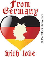 αγάπη , γερμανία