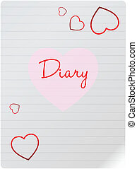 αγάπη , ημερολόγιο