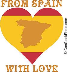 αγάπη , ισπανία