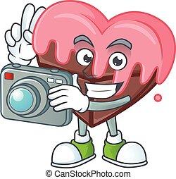 αγάπη , σοκολάτα , φωτογράφος , γελοιογραφία , κομψός ,...