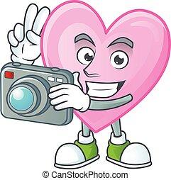 αγάπη , φωτογράφος , γελοιογραφία , κομψός , φωτογραφηκή...