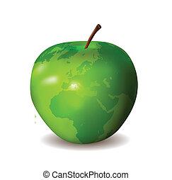 αγίνωτος μήλο , με , ανθρώπινη ζωή και πείρα αντιστοιχίζω