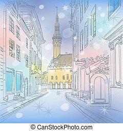 αγαπητέ μου δήμος , εσθονία , χειμώναs , tallinn , μικροβιοφορέας , μεσαιονικός