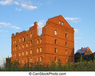 αγαπητέ μου ερείπιο , κοντά , άπειρος εμπορικός οίκος