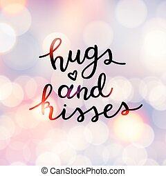 αγγίζω ελαφρά , αγκαλιές