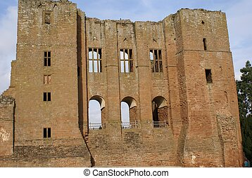 αγγλία , γαλλονορμανδός τού μεσαίωνα , κάστρο