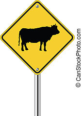 αγελάδα , σήμα