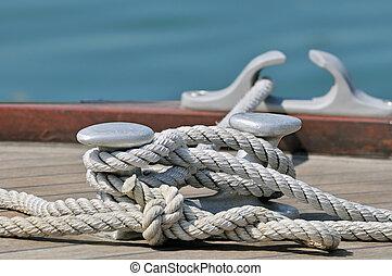 αγκυροβολώ βάρκα