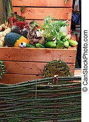 αγροτικός , λαχανικά , αγορά