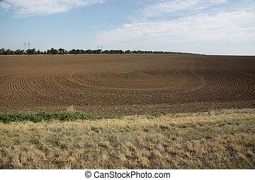 αγροτικός , πεδίο