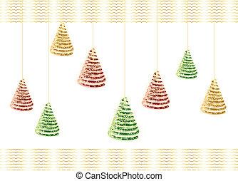αγχόνη. , μικροβιοφορέας , xριστούγεννα , φόντο