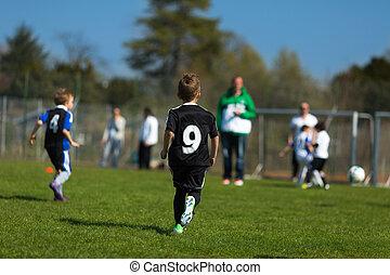 αγόρι , αναξιόλογος ποδόσφαιρο