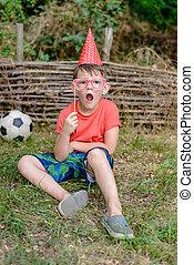 αγόρι , φωτογραφία θάλαμος , αποκούμπι , μικρό , παίξιμο