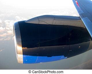 αεριοθούμενο αεροπλάνο