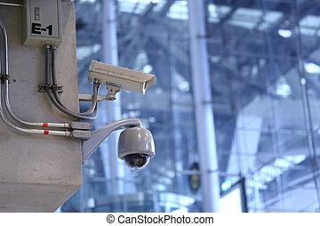 αεροδρόμιο. , cameras, cctv