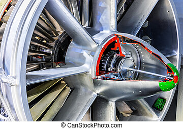 αεροπορία , στροβιλοκινητήρας , μηχανή , εξοπλισμός