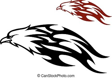 αετός , ιπτάμενος , ακολουθώ ίχνη , αμόρε