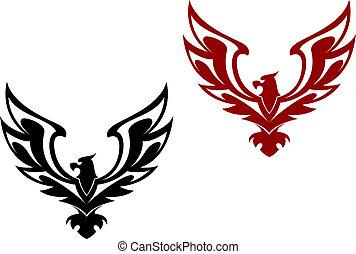αετός , σύμβολο