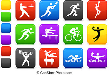 αθλητισμός , εικόνα , συλλογή