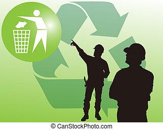 ακαλλιέργητος διαχείριση , και , ανακύκλωση