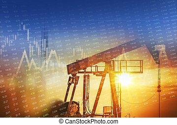 ακατέργαστος , ενέργεια , έλαιο , επένδυση