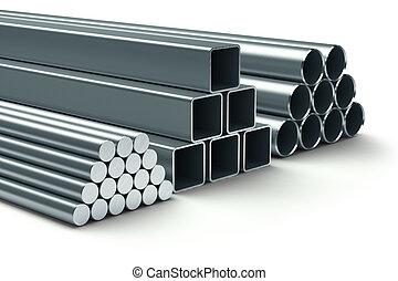 ακηλίδωτος , steel.