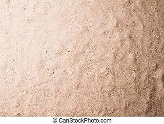 ακμή άδεια , composition., άμμος ακρογιαλιά , φόντο. , αντίγραφο , space.
