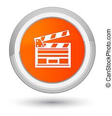 ακμή , ακροτομώ , κινηματογράφοs , κουμπί , πορτοκάλι , στρογγυλός , εικόνα