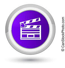 ακμή , ακροτομώ , κινηματογράφοs , πορφυρό , κουμπί , στρογγυλός , εικόνα