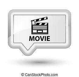 ακμή , ακροτομώ , ταινία , κουμπί , άσπρο , σημαία , icon), (cinema