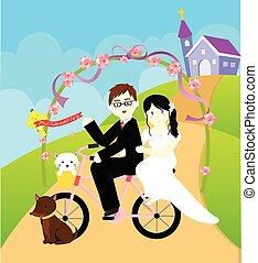 ακριβής γαμήλιος