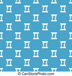 ακριβαγάπητος άνθρωπος αντιστοιχίζω , πρότυπο , seamless, μπλε