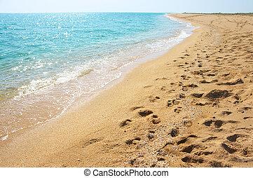 ακτογραμμή , θάλασσα