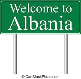 αλβανία , γενική ιδέα , δρόμοs , ελεύθερος αναχωρώ