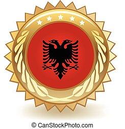 αλβανία , σήμα
