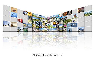 αλεξήνεμο , τοίχοs , 100 , βίντεο
